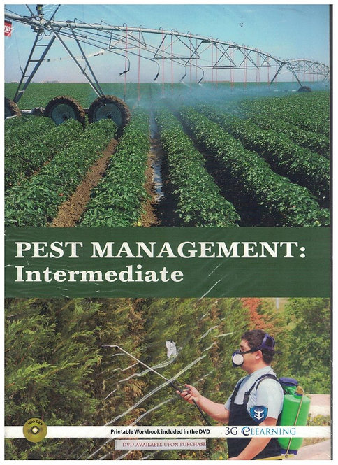 Pest Management: Intermediate (3G e-Learning)