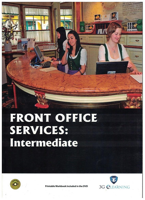 Front Office Services: Intermediate (3G e-Learning)