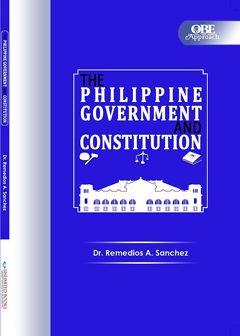 The Philippine Government and Constitution
