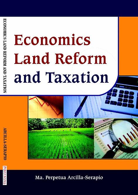 Economics, Land Reform, and Taxation