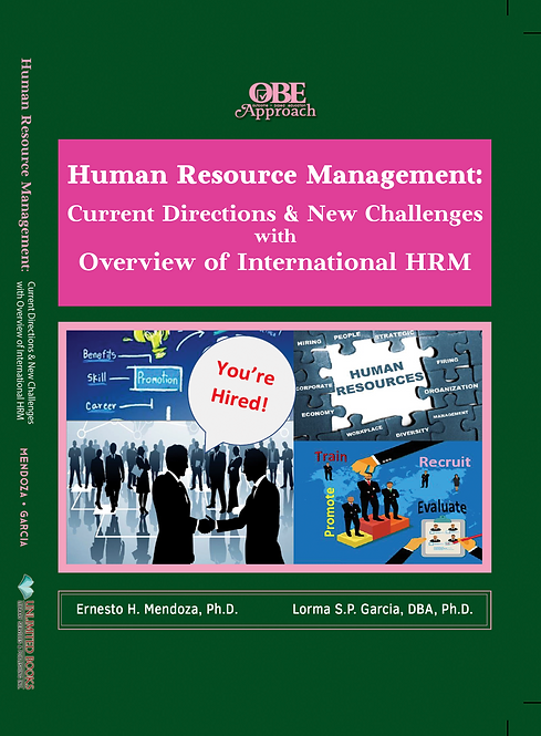 Human Resource Management: Current Directions & New Challenges