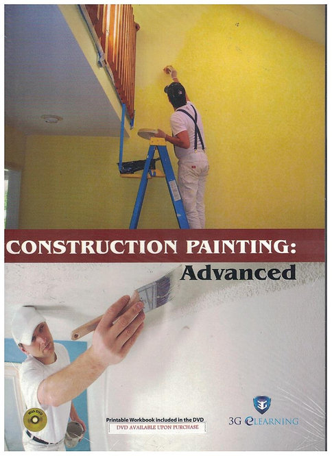 Construction Painting: Advanced (3G e-Learning)