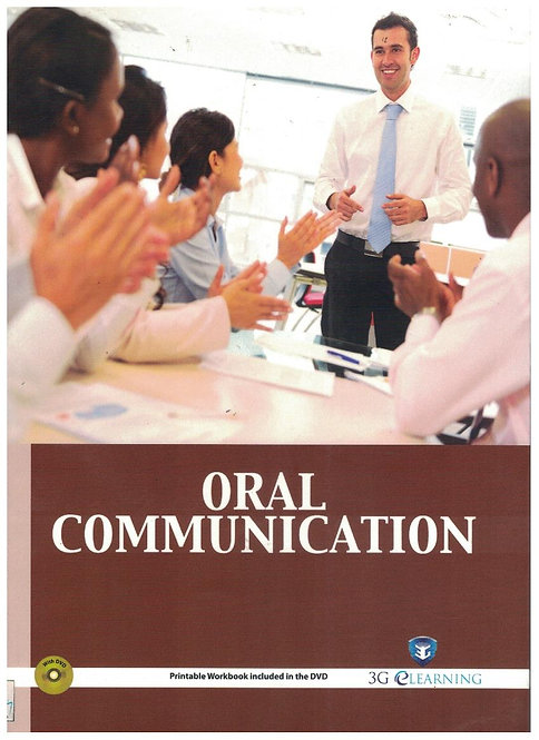Oral Communication (3G e-Learning)