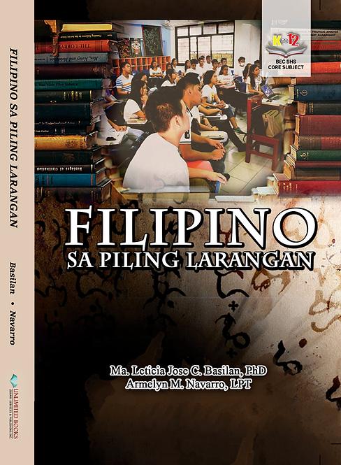 Filipino sa Piling Larangan