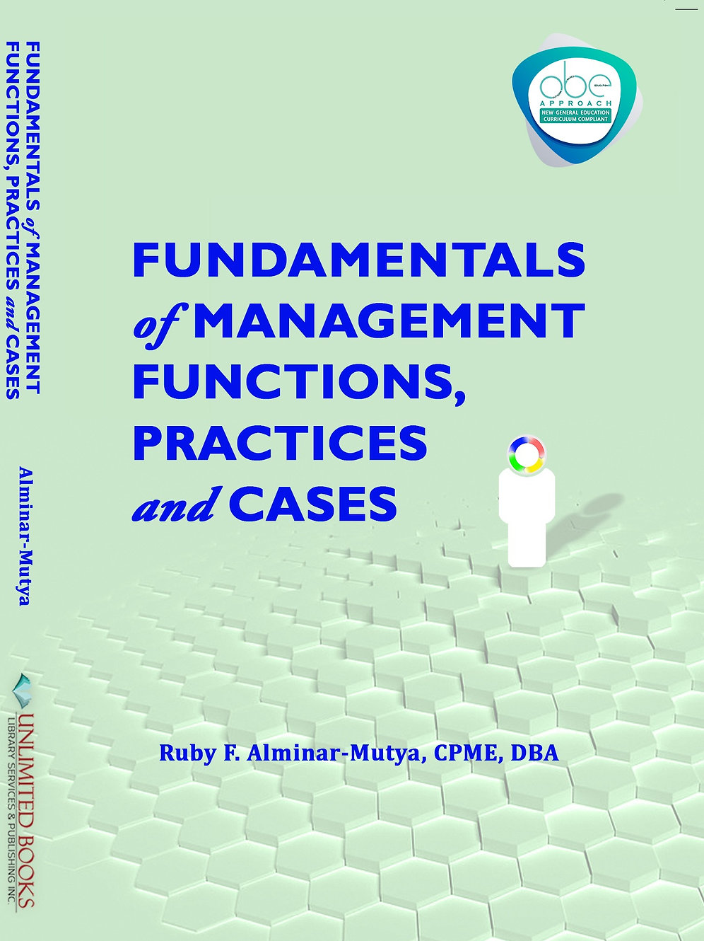 Fundamentals of Management - Functions, Practices, and Cases