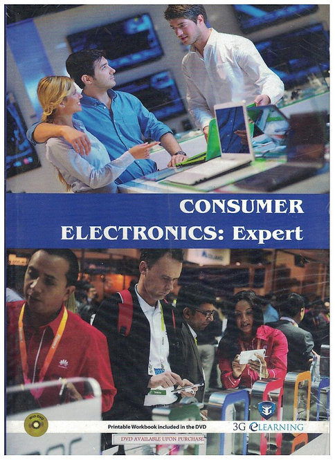 Consumer Electronics: Expert (3G e-Learning)