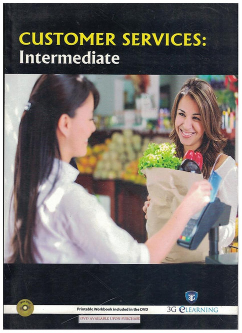 Customer Services: Intermediate (3G e-Learning)