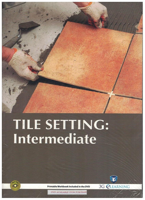 Tile Setting: Intermediate (3G e-Learning)