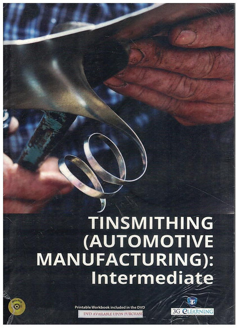 Tinsmithing (Automotive Manufacturing): Intermediate (3G e-Learning)