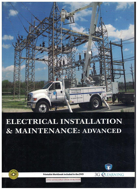 Electrical Installation & Maintenance: Advanced (3G e-Learning)
