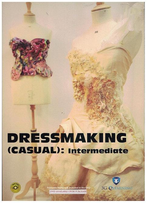 Dressmaking (Casual): Intermediate (3G e-Learning)