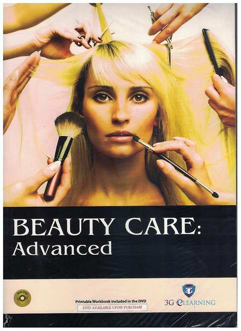 Beauty Care: Advanced (3G e-Learning)
