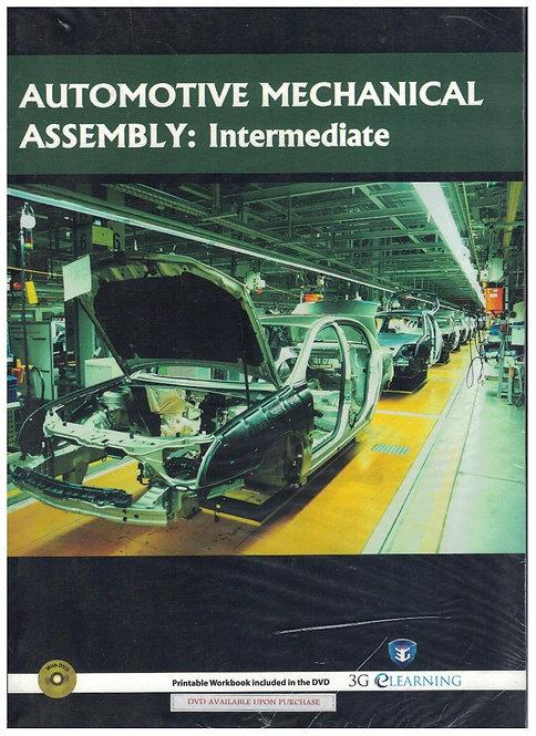 Automotive Mechanical Assembly: Intermediate (3G e-Learning)