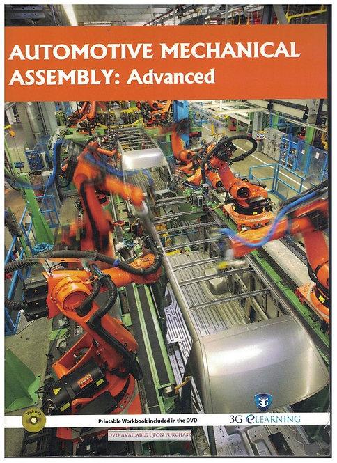 Automotive Mechanical  Assembly: Advanced (3G e-Learning)