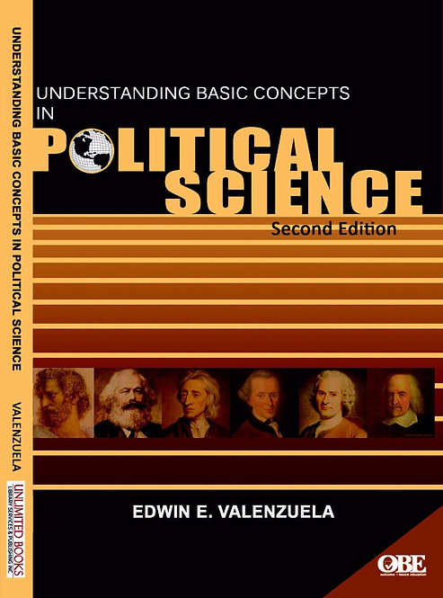 Understanding Basic Concepts in Political Science, 2nd Ed.