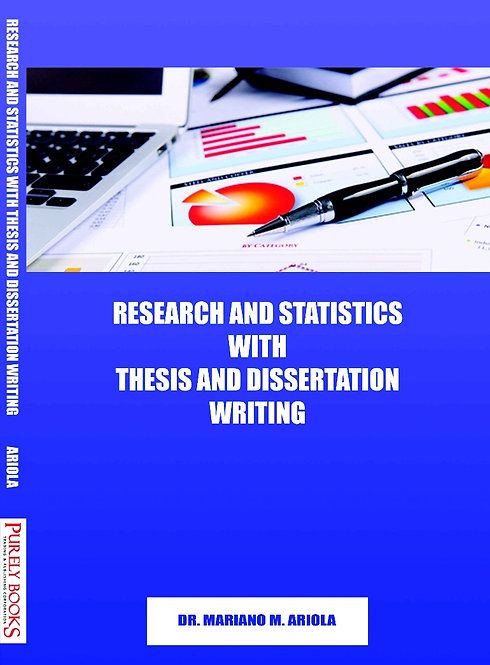 Research and Statistics with Thesis and Dissertation Writing