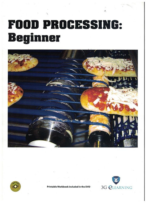 Food Processing: Beginner (3G e-Learning)