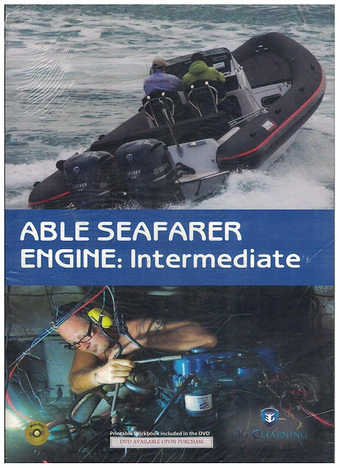 Able Seafarer Engine: Intermediate (3G e-Learning)