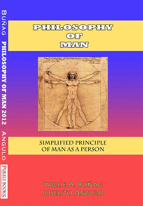 Philosophy of Man: Simplified Principle of Man as a Person