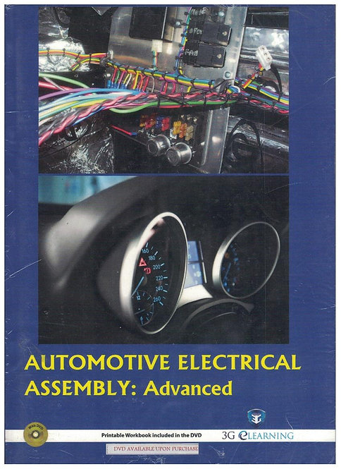 Automotive Electrical Assembly: Advanced (3G e-Learning)
