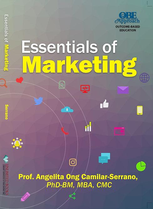 Essentials of Marketing