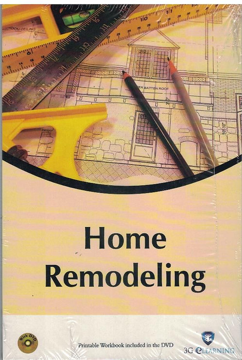 Home Remodelling (3G eLearning)