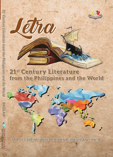 Letra: 21st Century Literature from the Philippines and the World