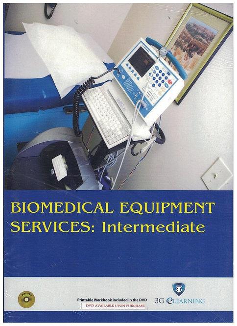 Biomedical Equipment Services: Intermediate (3G e-Learning)