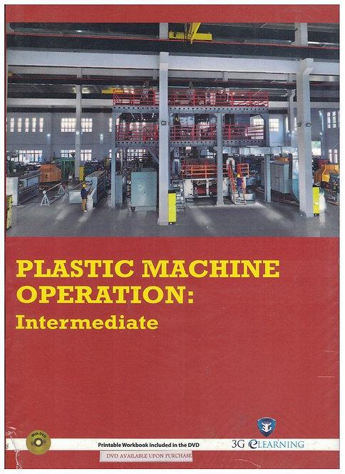 Plastic Machine Operation: Intermediate (3G e-Learning)