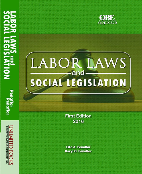 Labor Laws and  Social Legislation (OBE Approach)