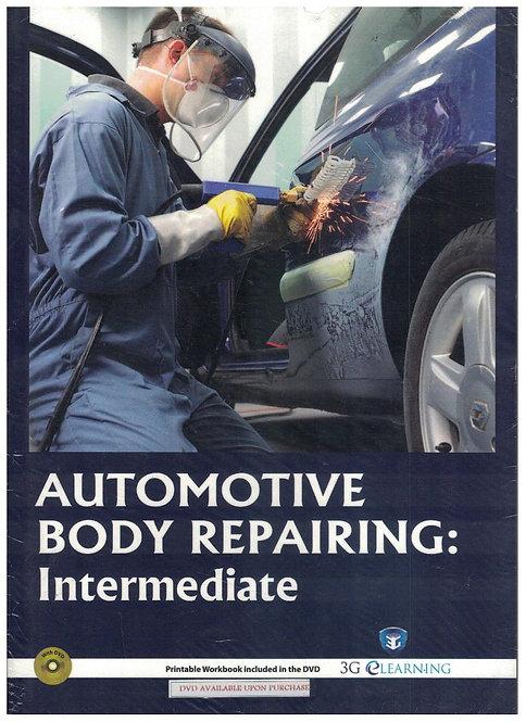 Automotive Body Repairing: Intermediate (3G e-Learning)