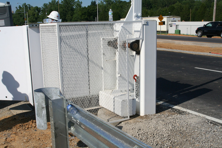 Drop Arm Gate - innovosecurity.com