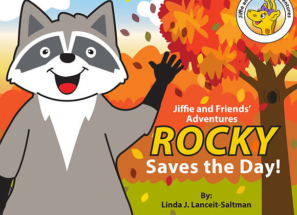 Jiffie and Friends Adventures - Rocky Saves the Day!