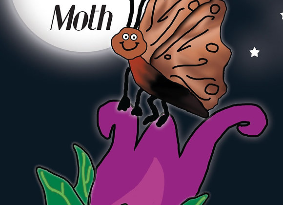 Woolly the Moth