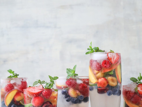 Not Your Average Summer Mocktails