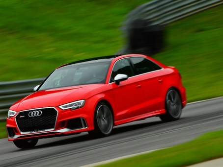 First Drive: 2018 Audi RS 3