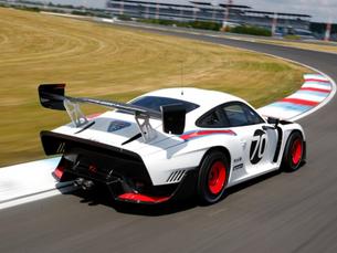Thar She Blows: We Drive the Wild, 700-HP Porsche 935!