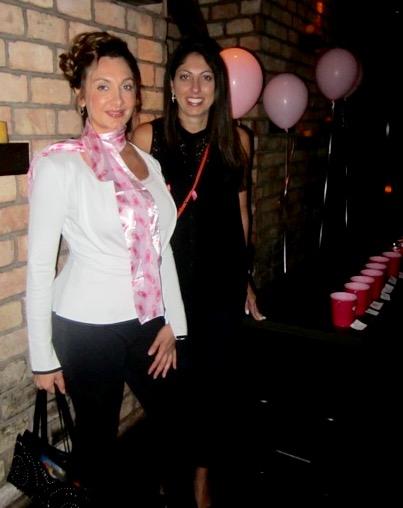 Vio with Dr. Ane Manfredini