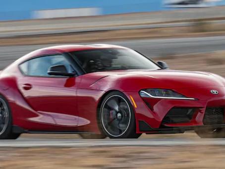 2020 Toyota Supra Test Drive: Automobile All-Stars Winner