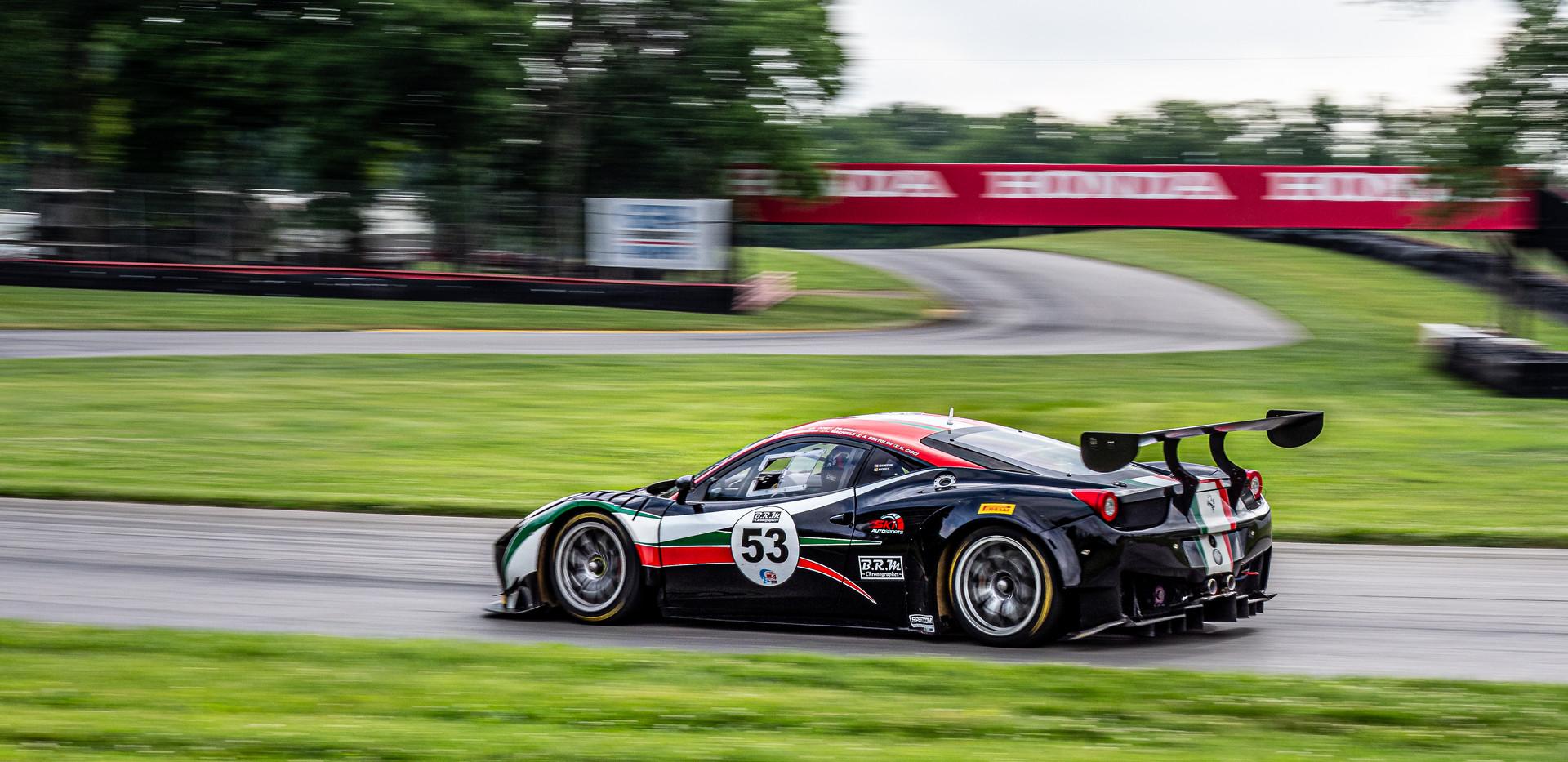 Ferrari GT3 IGT Class SVRA - 2020 Season
