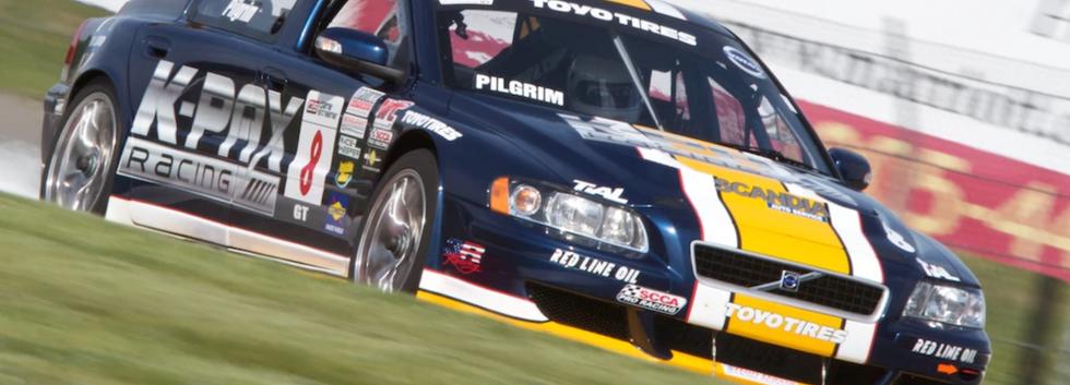 Volvo S60 AWD - 2009 Season