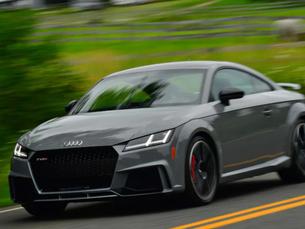 First Drive: 2018 Audi TT RS U.S. Spec