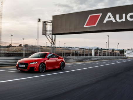 First Drive: 2018 Audi TT RS Coupe