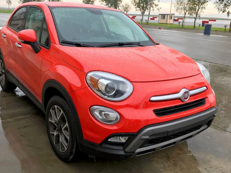 1,000 Racer-Driven Miles for Our Four Seasons 2016 Fiat 500X Trekking