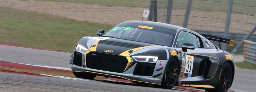 Audi R8 LMS GT4 - 2019 Season