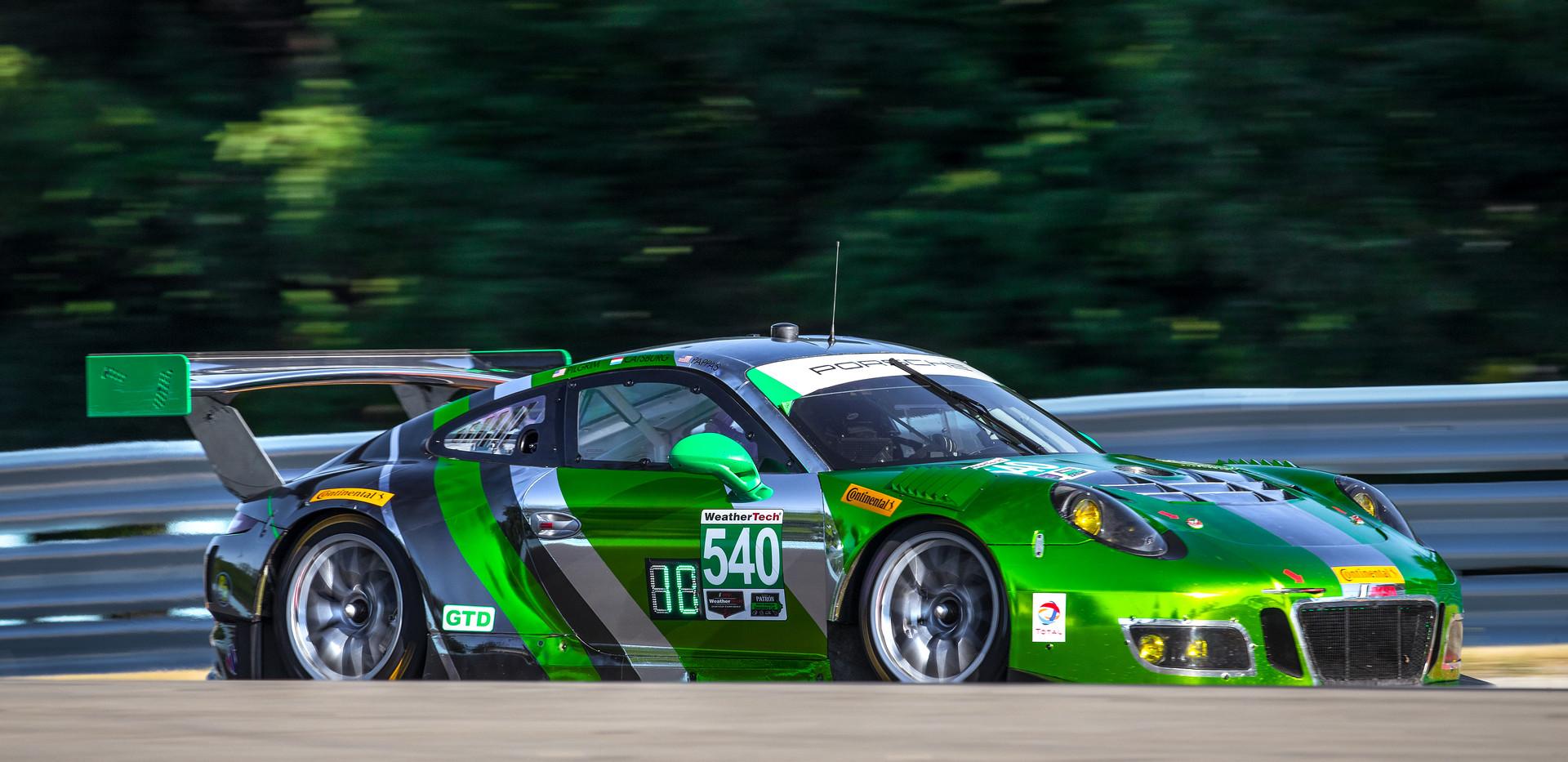Porsche 911 GT3 - 2016 Season