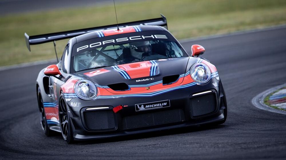 2020 Porsche 911 GT2 RS Clubsport
