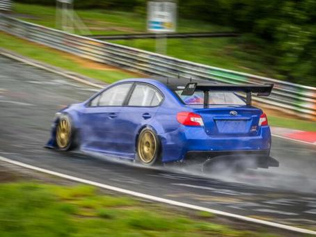 Nürburgring Monsoon: Subaru WRX STi Record Attempt on the Nordschleife
