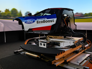 How Close Is a Professional Racing Simulator to the Real Thing?