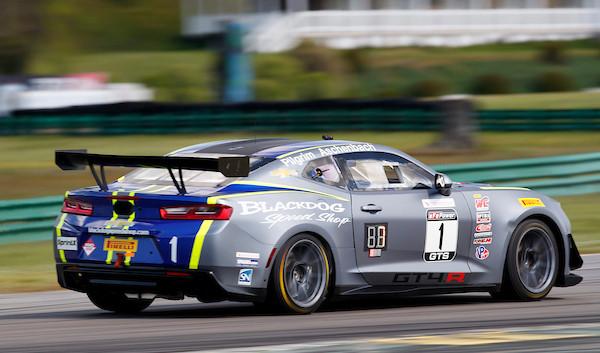 Camaro GT4.R - 2018 Season